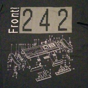 FRONT 242 Concert T-Shirt